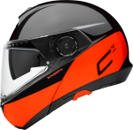 Schuberth C4 PRO orange