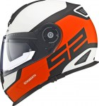 Schuberth S2 Orange