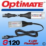 LED Optimate lygte